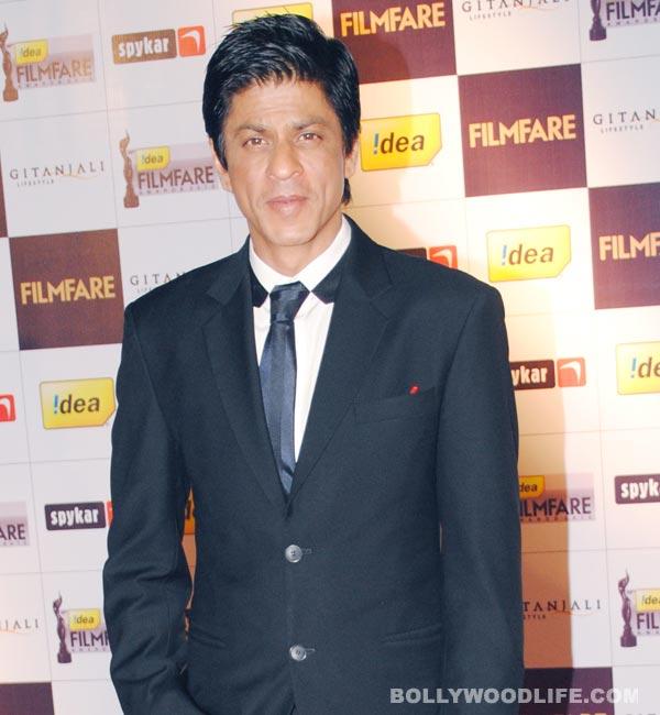 Is Shahrukh Khan making a documentary film?