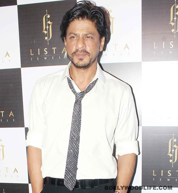 Is Shahrukh Khan putting up a brave face?