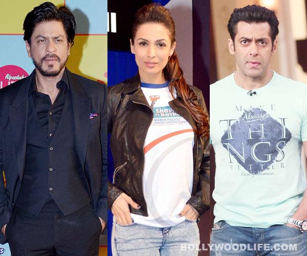 Did Salman Khan stop Malaika Arora Khan from doing an item number in Shahrukh Khan's film?