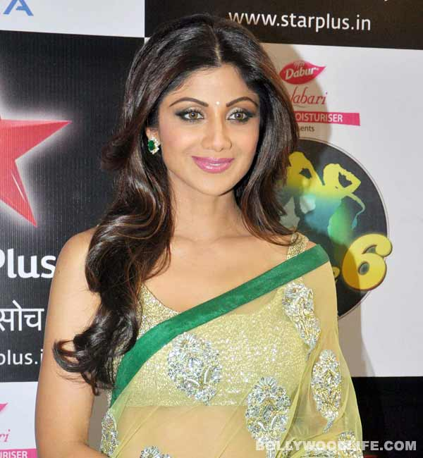 Nach Baliye 6: Shilpa Shetty to do an aerial act for the finale!