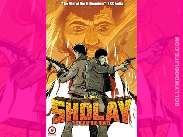 How long will the Sippys exploit Sholay?