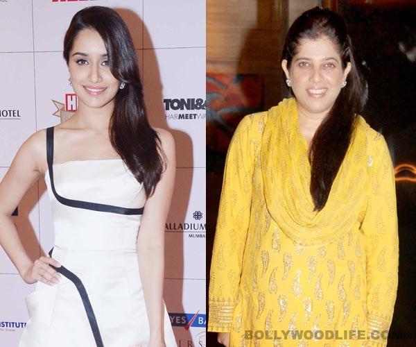 Was Shabina Khan the reason why Shraddha Kapoor walked out of Gabbar?