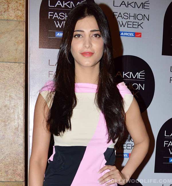 Shruti Haasan hospitalised, undergoes surgery