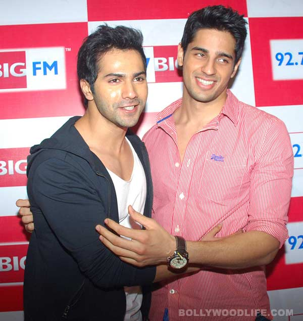 Sidharth Malhotra: I can't do the kind of comedy Varun Dhawan does!