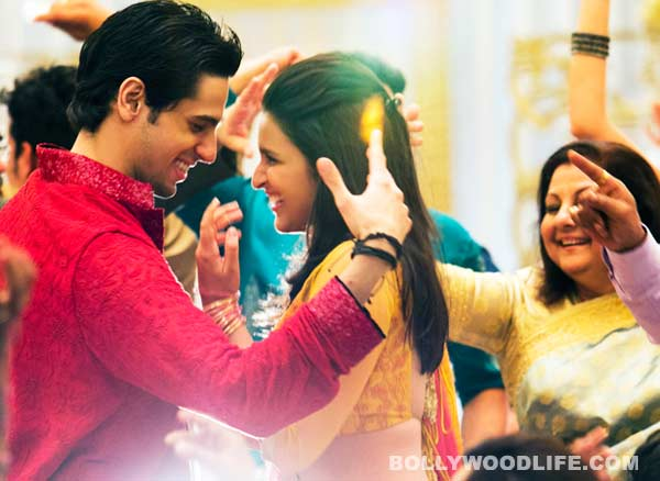 Hasee Toh Phasee song Punjabi wedding song teaser: Parineeti Chopra and Sidharth Malhotra sparkle together!