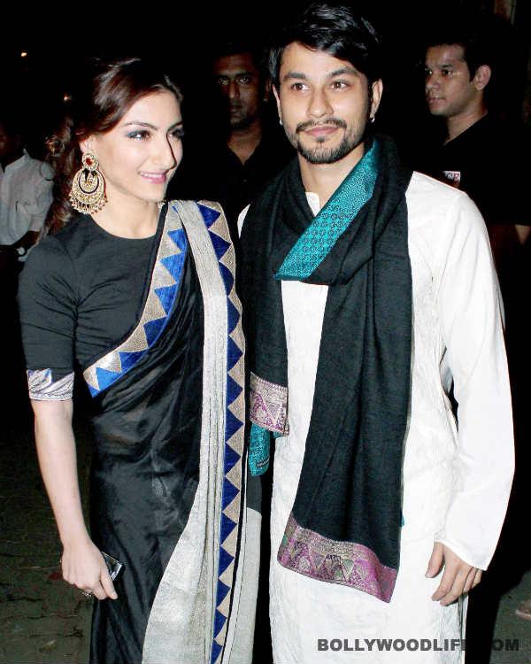 Soha Ali Khan: Kunal Khemu gets jealous when I romance another actor!
