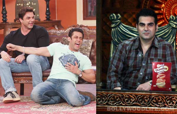 Salman Khan's Jai Ho creates a rift between Arbaaz Khan and the makers of Comedy Circus
