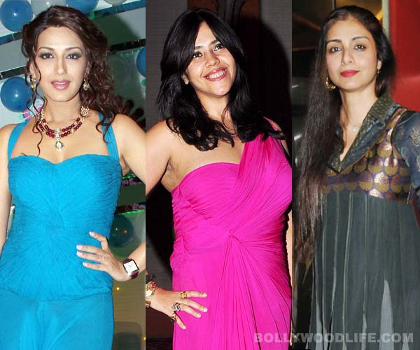 Will Sonali Bendre beat Tabu to be a part of Ekta Kapoor's new serial?