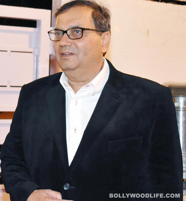 Is Subhash Ghai desperate for a directorial hit?
