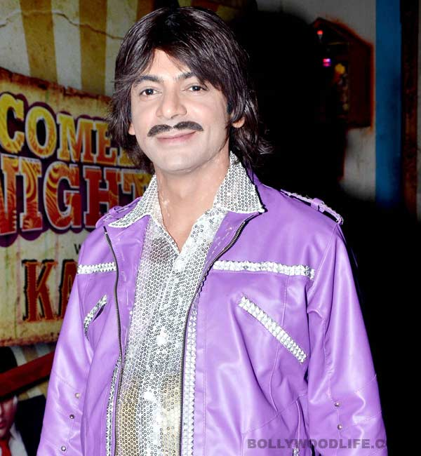 Why is Sunil Grover lying about doing parallel lead in Akshay Kumar's Gabbar?