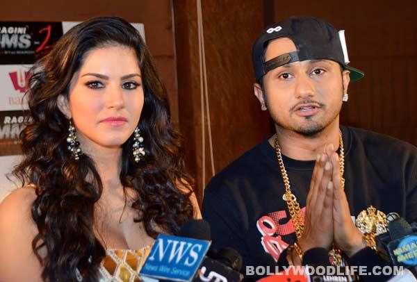 Yo Yo Honey Singh wishes Sunny Leone does a Cameron Diaz