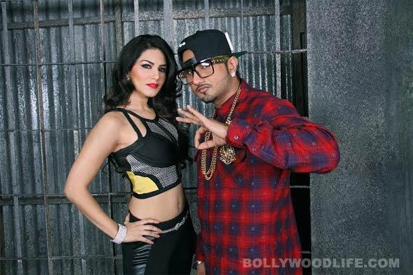 What is Yo Yo Honey Singh doing with Sunny Leone?
