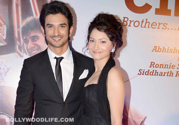 What was Ankita Lokhande's birthday surprise for boyfriend Sushant Singh Rajput?
