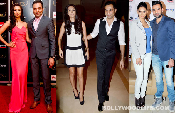 Do Abhay Deol and Preeti Desai look stylish together?