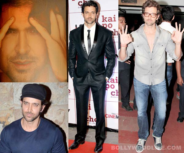 Hrithik Roshan: Super sexy superhero at 40!