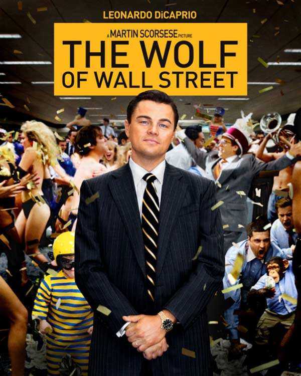 The Wolf of Wall Street movie review: An over-egged pudding that's worth a watch