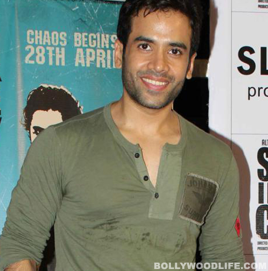 Is Tusshar Kapoor the ultimate spoilt brat of Bollywood?