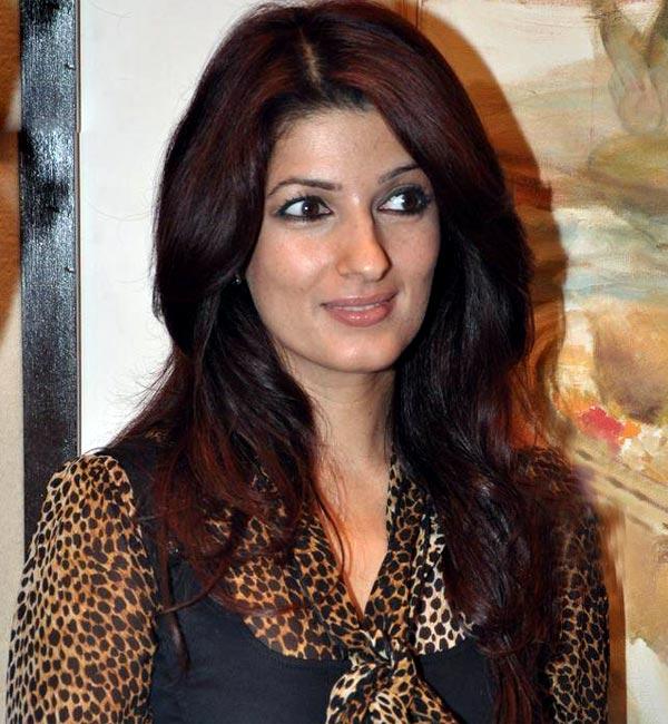 Why does Twinkle Khanna feel like a cow?