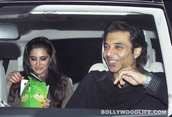 Are Uday Chopra and Nargis Fakhri trying to be like Ranbir Kapoor-Katrina Kaif?