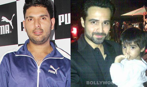 Yuvraj Singh suggests Emraan Hashmi to go abroad for son's chemotherapy