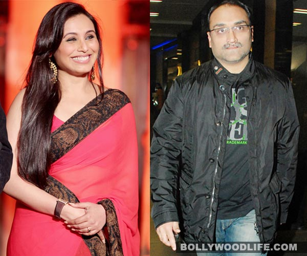 Are Rani Mukerji and Aditya Chopra living together?