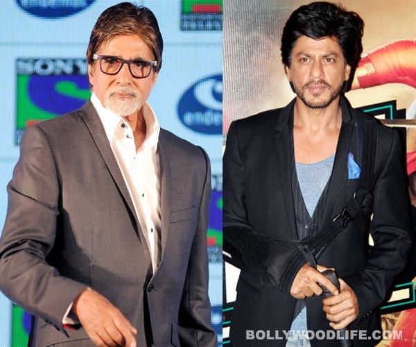 Why did Amitabh Bachchan refuse to perform with Shahrukh Khan?