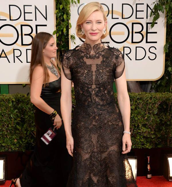 71st Annual Golden Globe Awards: Cate Blanchett, Matthew McConaughey win best actors in a motion picture drama