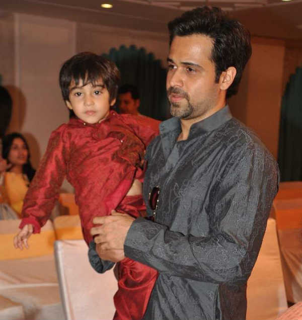 Emraan Hashmi flies to Canada for son's treatment