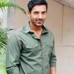 John Abraham goes back to college!