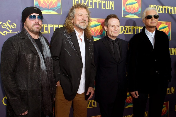 56th Grammy Awards: Led Zeppelin's Celebration Day bags best rock album
