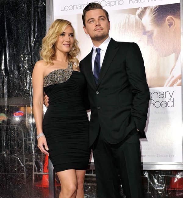 Leonardo DiCaprio: I love Kate Winslet!