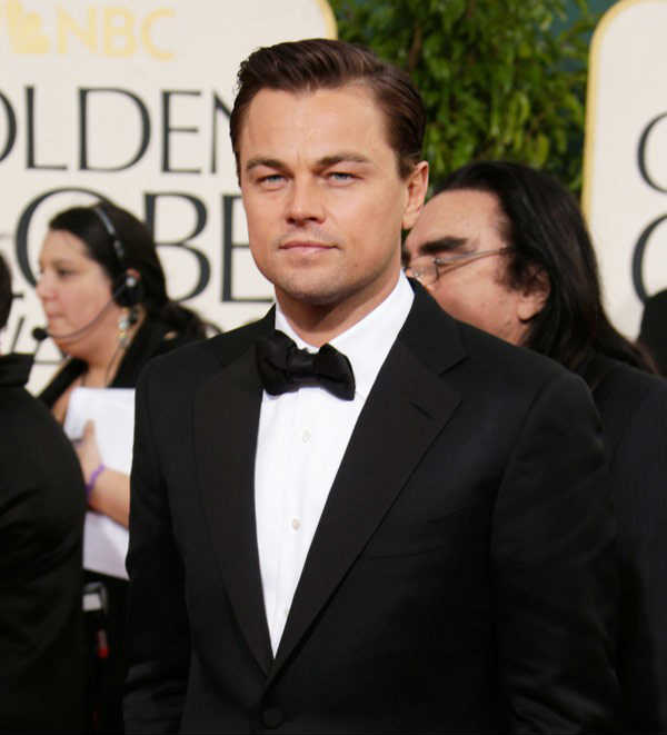 71st Annual Golden Globe Awards: Leonardo DiCaprio wins the best actor in a comedy or musical for The Wolf of Wallstreet!