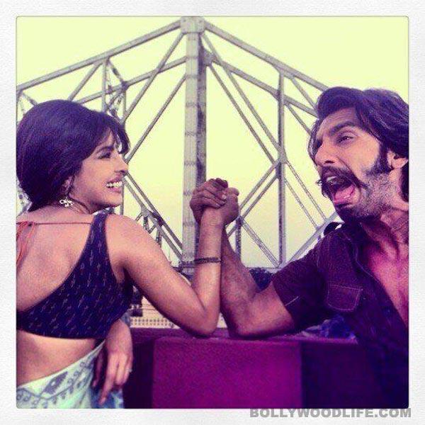 Why won't you get to see Priyanka Chopra and Ranveer Singh's masti during the making of Gunday?