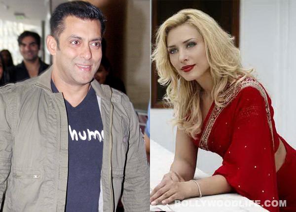 Is Salman Khan secretly dating Iulia Vantur?