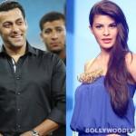 Why is Salman Khan taking such a keen interest in Jacqueline Fernandez?