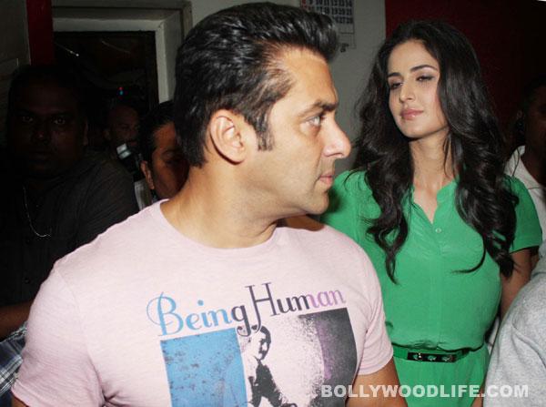 Is Katrina Kaif out of Salman Khan's charity list too?