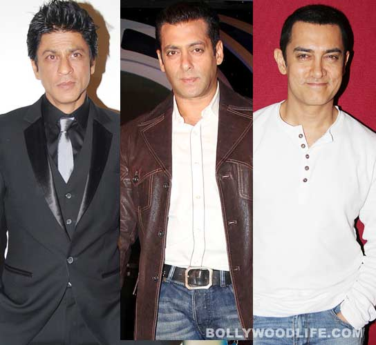 Who will replace Shahrukh Khan, Salman Khan and Aamir Khan in Bollywood?