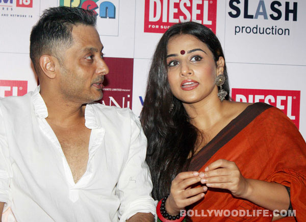 What is Sujoy Ghosh's next with Vidya Balan all about?