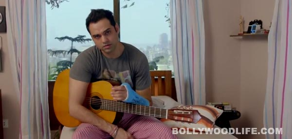One By Two Song I'm just pakaoed: Abhay Deol convinces as the guy who is bored to death