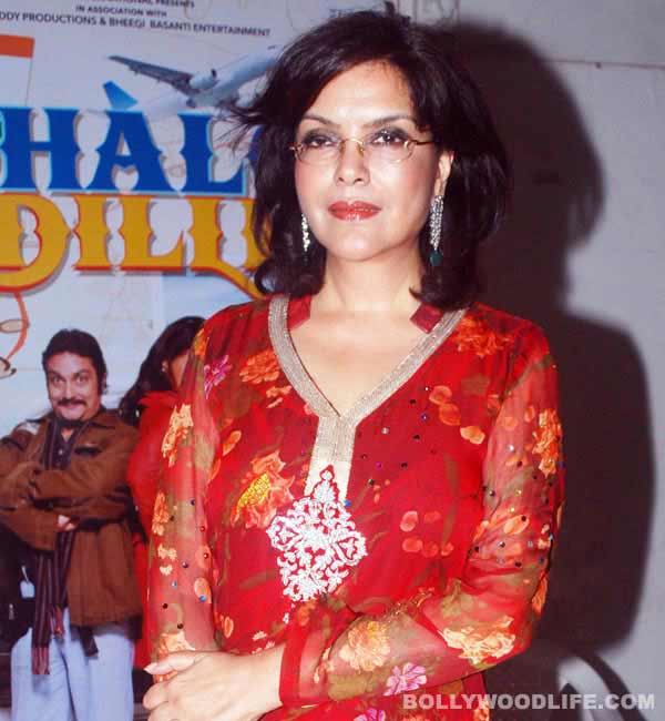 Is Zeenat Aman trying to extort money from the makers of Strings of Passion?