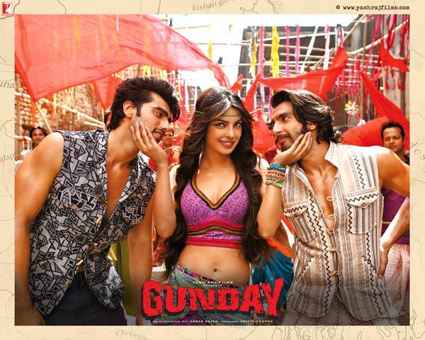 Gunday box-office collection: Priyanka Chopra-Ranveer Singh-Arjun Kapoor starrer earns Rs 16.12 crore on its opening day!