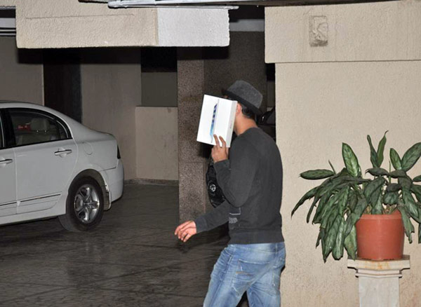 Is Ranbir Kapoor ashamed of himself?