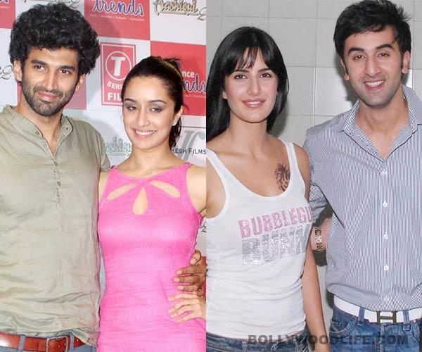 Are Aditya Roy Kapur and Shraddha Kapoor aping Ranbir Kapoor and Katrina Kaif?