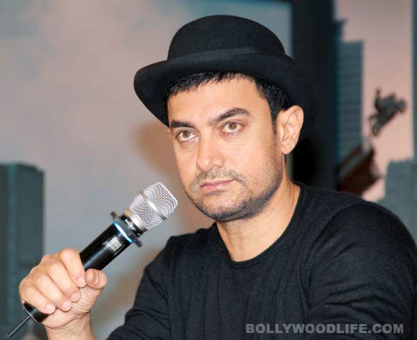 What is Aamir Khan's big secret?