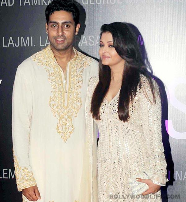 Abhishek Bachchan: Aishwarya didn't marry me because I am a Bachchan!