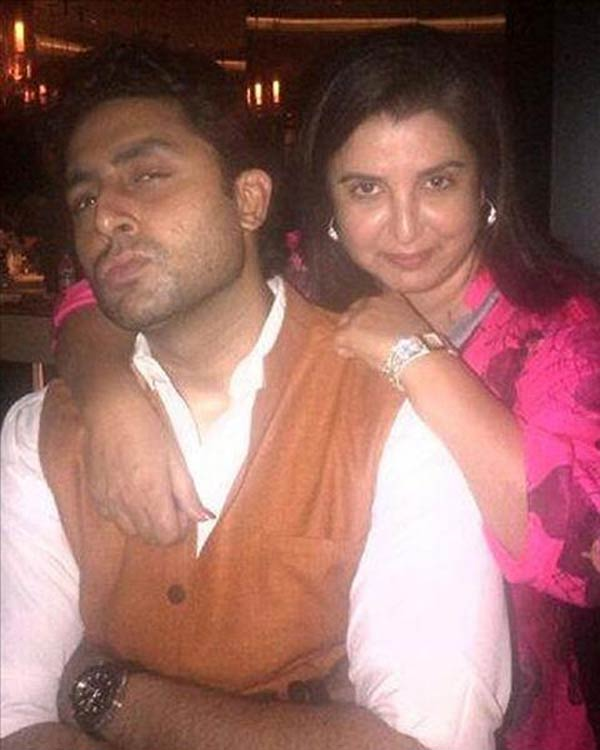 Why does Abhishek Bachchan like working on his birthday?