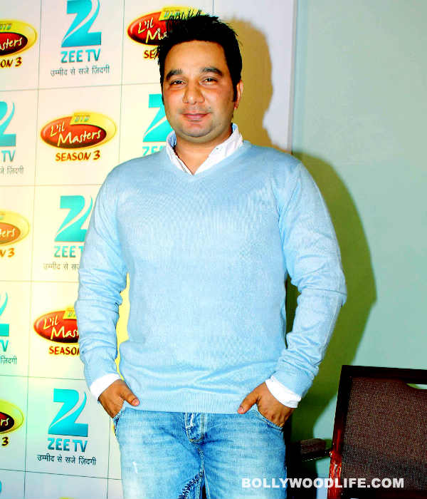 Choreographer Ahmad Khan: I was scared of judging!