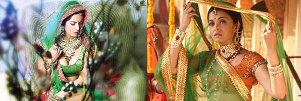 Is Poonam Pandey copying Aishwarya Rai Bachchan?