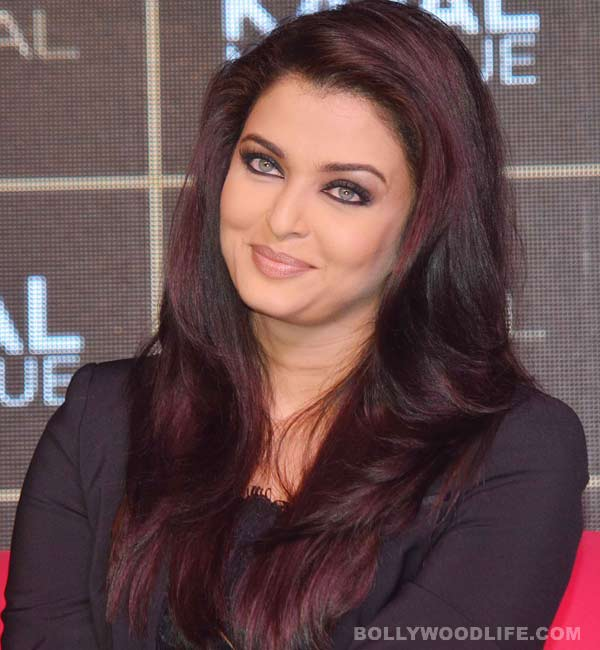 Aishwarya Rai Bachchan clarifies about her comeback film - Read full statement!