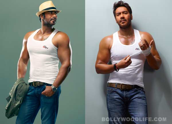 Ajay Devgn or Salman Khan -- who will sell a vest better?